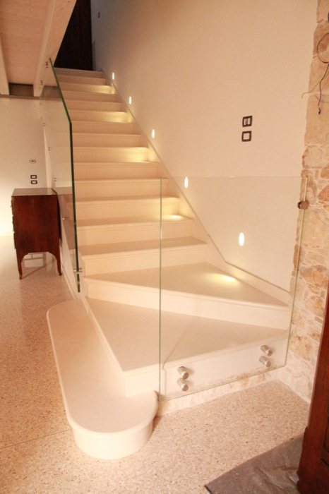 Rivestimento scala interna in gres decorare la tua casa - Rivestimento scala interna ...
