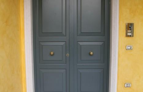 Arco porta ingresso