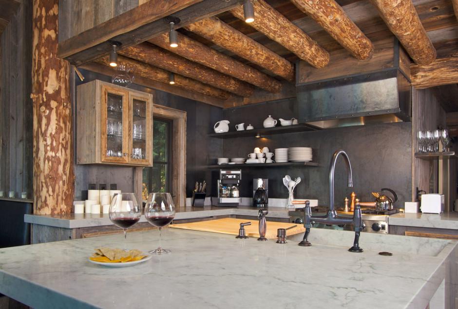 Piano Cucina in Quarzo Polarstone