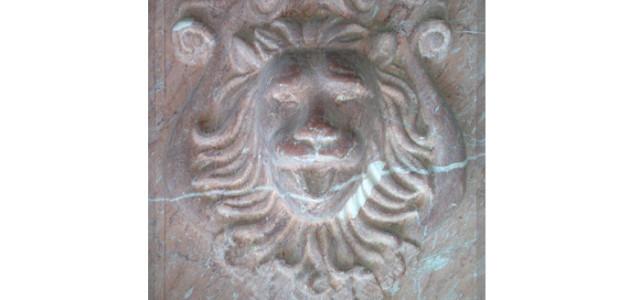 scultura-leone